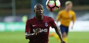 Trabzonspor Castillo'nun Bonservisinin Alındığını Açıkladı
