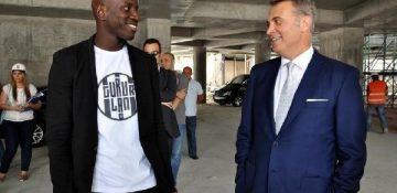 Demba Ba tekrar Beşiktaş forması giymek istiyor