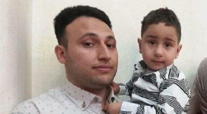 6 yaşındaki Reşit motosiklet kazasında öldü