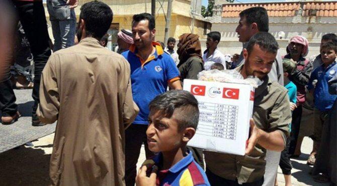 AFAD'a yapılan bağışlar 107 milyon TL'ye ulaştı