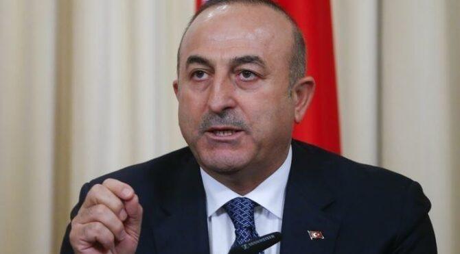 Bakan Çavuşoğlu, Blinken ile görüştü