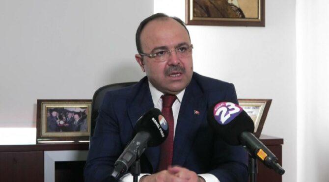 Sadece AKP'lilerle deprem toplantısı düzenleyen vali: Spontane gelişen bir durum