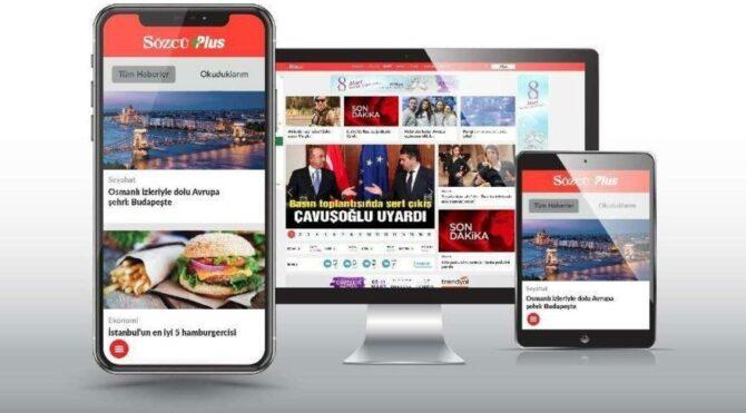 Sozcu.com.tr Türkiye'nin en çok ziyaret edilen haber sitesi oldu
